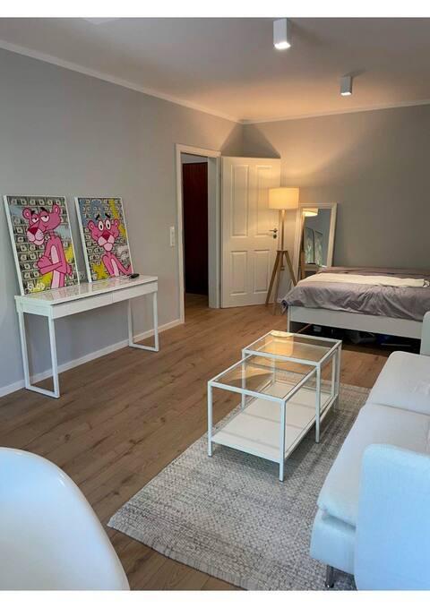 Zentrumsnahe moderne Wohnung in Augsburg