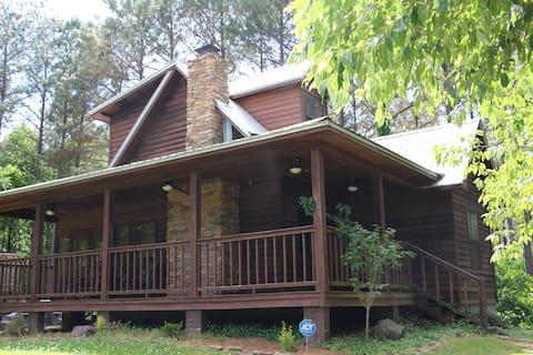 Cypress Hills Retreat