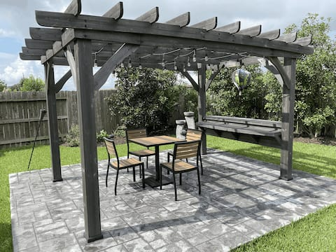 Indoor Outdoor Family Friendly Luxury House Katy