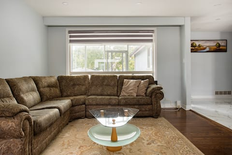 Entire House close to Pearson - ARCADE available