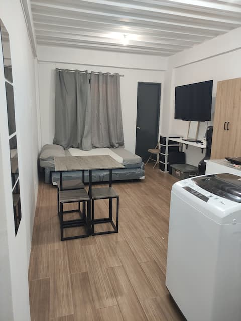 Homey Studio Type Apartment with Free Parking