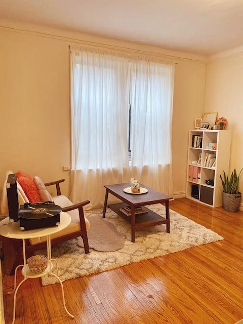 Precioso apartamento tipo estudio en Brooklyn
