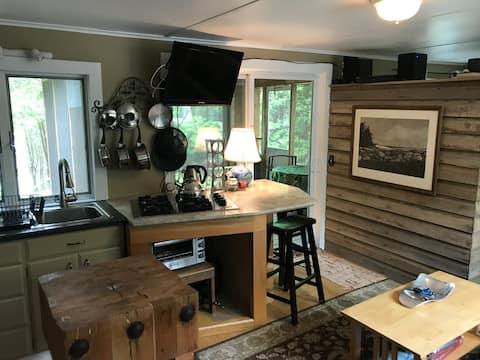 Cedar Cottage on Lake Champlain