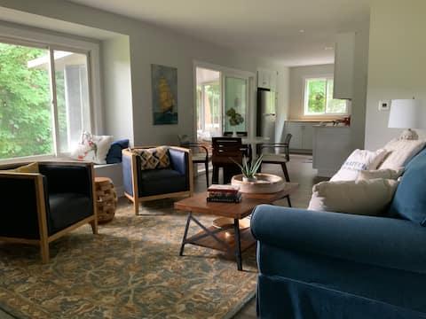 Bright Airy Nature Retreat! Aspen Perch Cottage