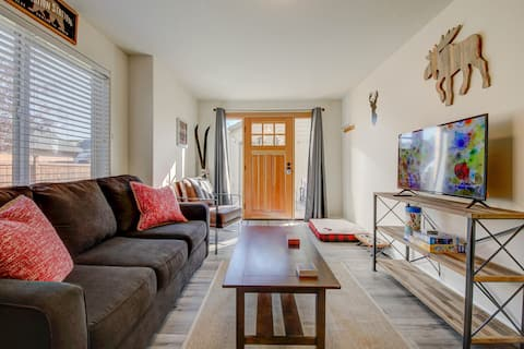 Downtown Sisters Suite - Dog Friendly