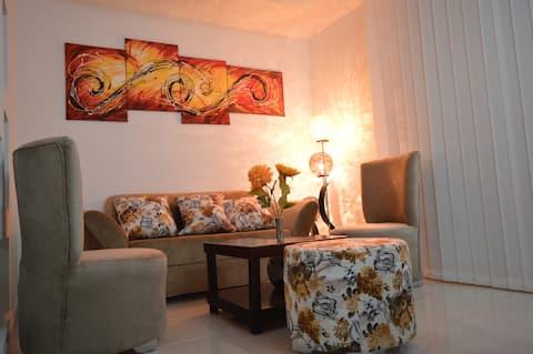 Apartamento Amoblado al sur de Cali Valle del Lili