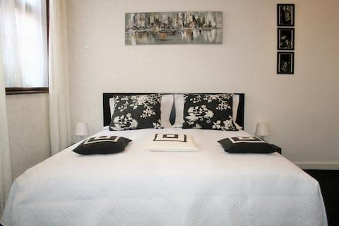 Apartamento encantador com pequeno-almoço no centro de Bruges