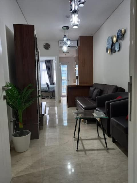 Exclusive 2BR furnished apartment with pool view!