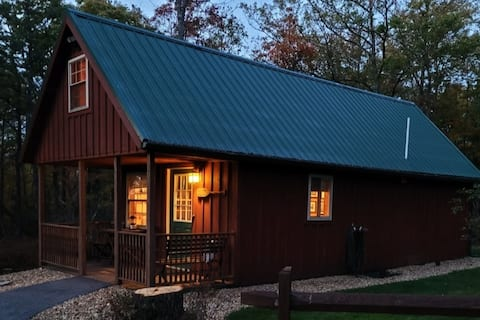 Modern, Private Cabin 20 Mins from Penn State.