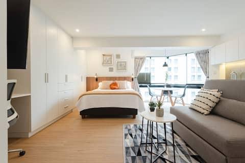 ALU Apartments-Loft frente al Doubletree by Hilton