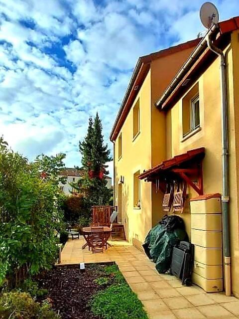 Maison chaleureuse à proximité de Metz