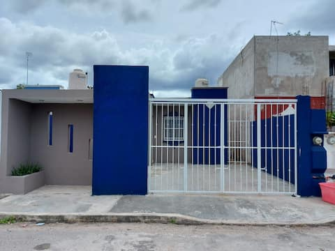 Casa Turix: Cómodo y práctico alojamiento.