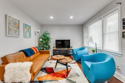 ⭐️ NEW Modern Stay w/King+Queen beds in Richmond ⭐️