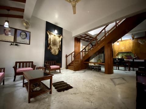 Cozy 2-bedroom residential home in Guwahati