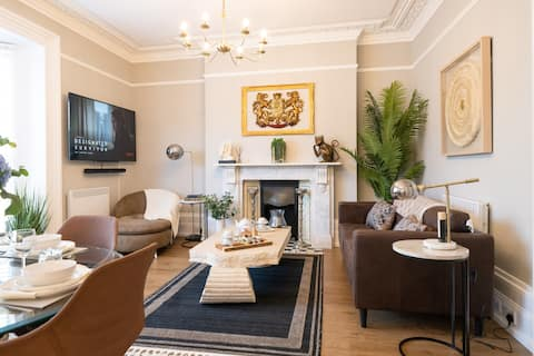 Luxurious 2 bed apartment close to the Pantiles