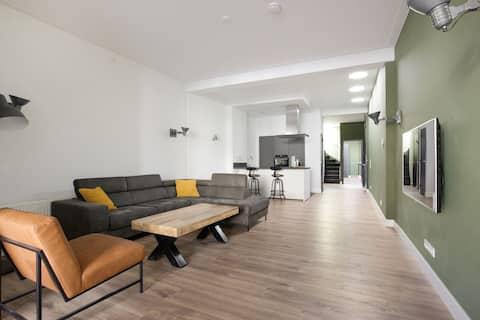 Newly renovated  apartment in the city centre!