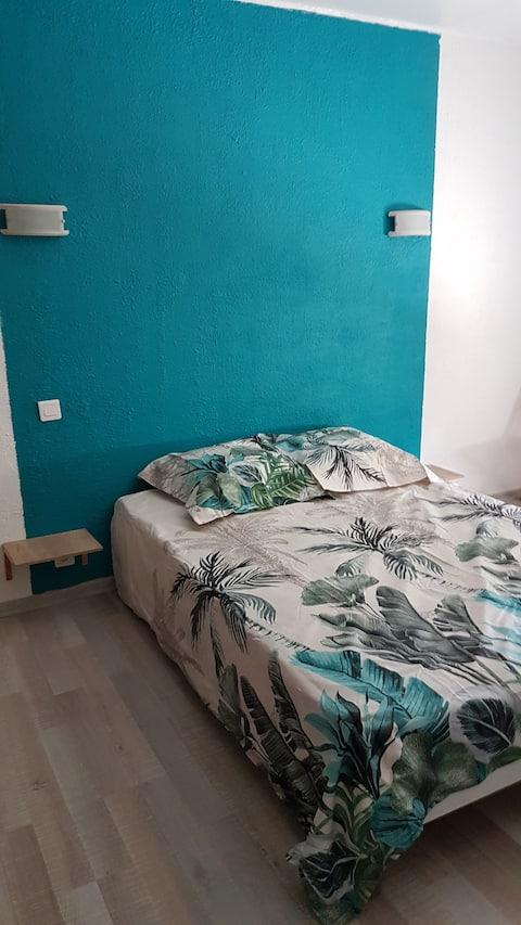 appartement entre Mer et Corbières