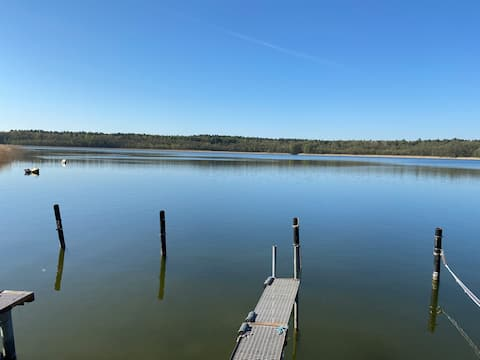 Rural retreat within minutes of Storkow lake