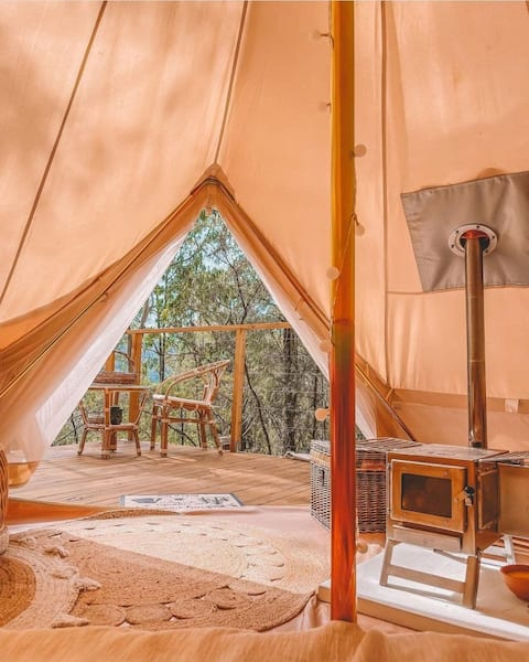 Rocks & River Glamping Experience