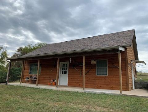 Grandpa's Piney River Cabin