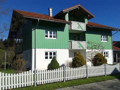 Ferienwohnung 2 Lingenhel im Allgäu