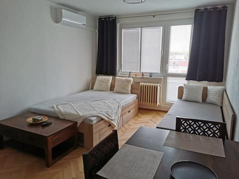 Ar condicionado Apartamento 1+1 Sal