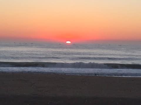 Beautiful Ocean-Front Condo in LBI - 2 BR, 2 Bath