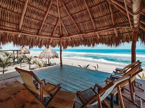 EASTSKY VILLA, your Private Beachfront Paradise!!!