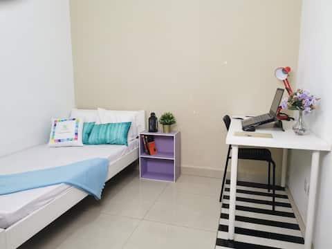 Lovely 1 Bedroom in SS15 Subang Jaya I HomeBrickz