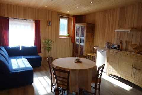 Appartement au cœur du village de Saint Antoine