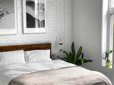 Bel appartement conçu à Homa