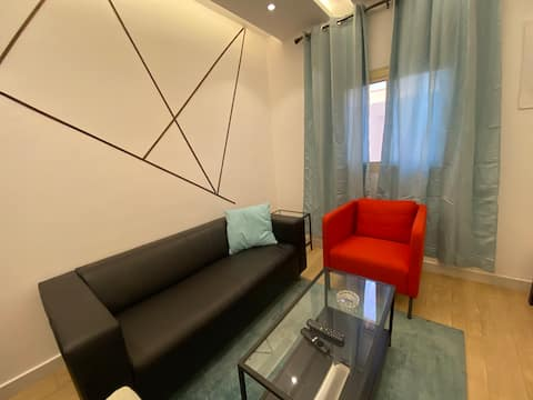 A cool apartment in North Jeddah  Airbnb Superhost