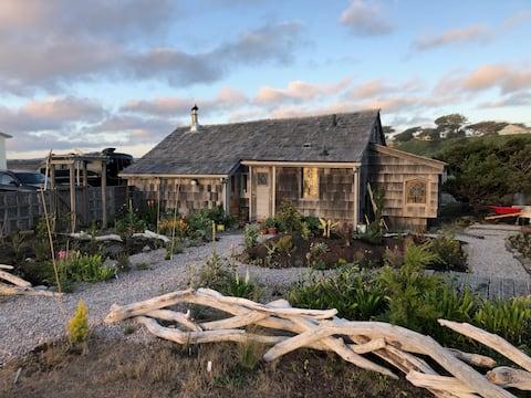 Handbuilt MidCentury Beach Cottage