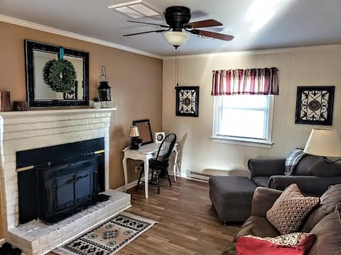 Kelly's Comfortable Quinton Home