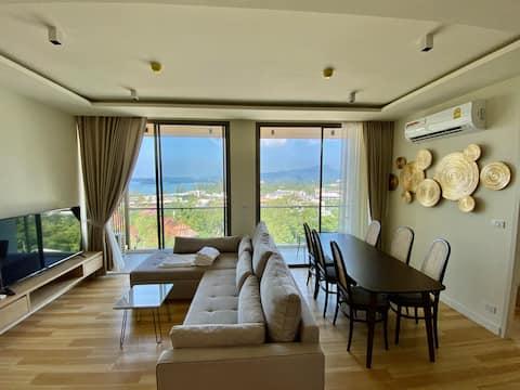 2-Bedroom with Front Ocean View