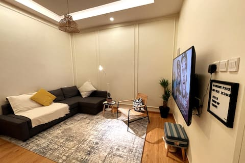 New Quiet & Clean Apartment with Self Check-in