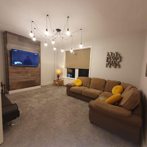 2 bedroom Maisonette, In the heart of Workington