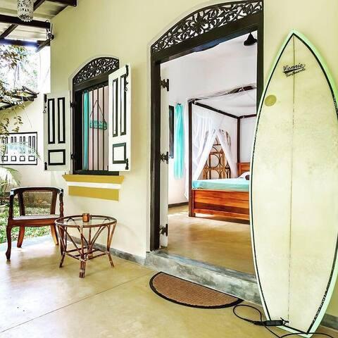 Villa Coconut - Private Room #1