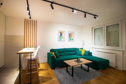 EL apartamento DE M&A