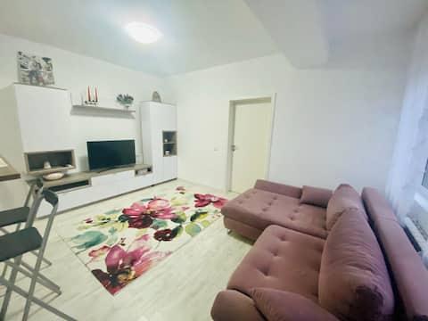 Bubu's apartment
