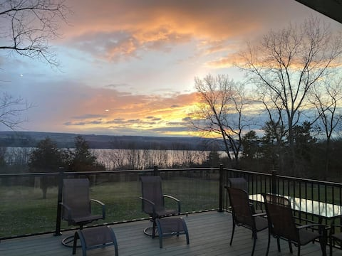 Sunrise at the Sawmill - Couples Retreat!