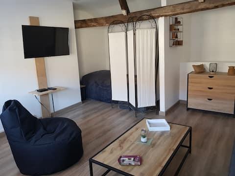Saint-Dizier : petite maison duplex