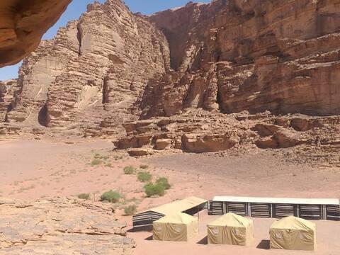Wadi Rum Gate Camp