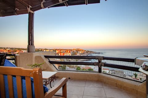 #New# Stunning Ocean View Penthouse at the Beach