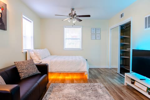 💕 舒適的1臥/浴室-距離亞特蘭大市中心12分鐘