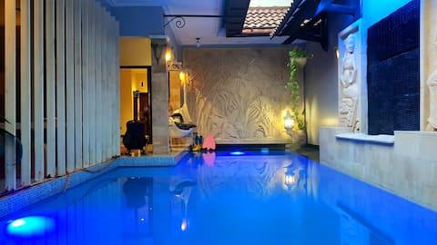 Villa med 3 sovrum och egen pool