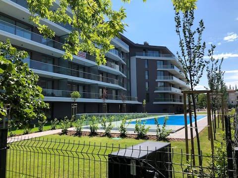 Golden Beach Resort, Siófok Lakeside/POOL/Balcony