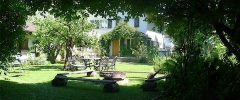 Ferienhaus - Oase am Mühlebach