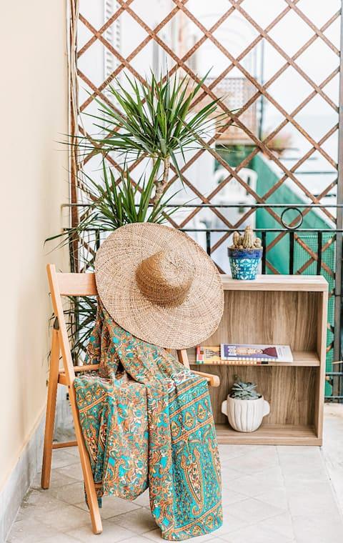 LA SARDA : Appartamento nel centro di Ischia