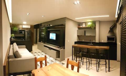 Apartamento Acolhedor próximo á Vila Germânica